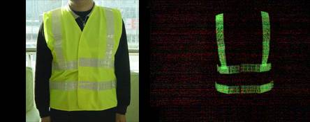 Glow Safety Vests