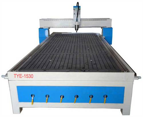 Plywood CNC Cutting router machine TYE-1530
