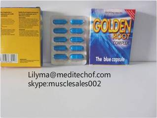 Gold ROOT capsules / Sex Enhancer/ Top quality for male