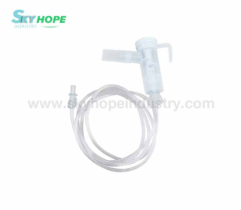 Disposable nebulizer