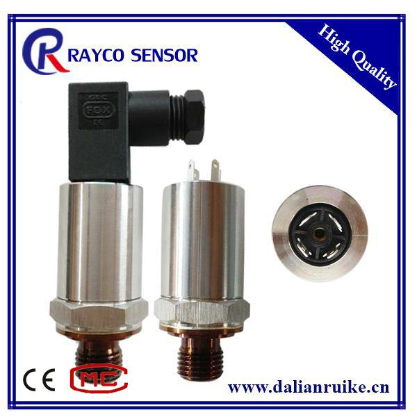 4-20 mA 0-5V 0-10V or customize oil gas water pressure sensor