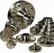 Carbon steel A105 Asme B16.5 Wn RF Flange