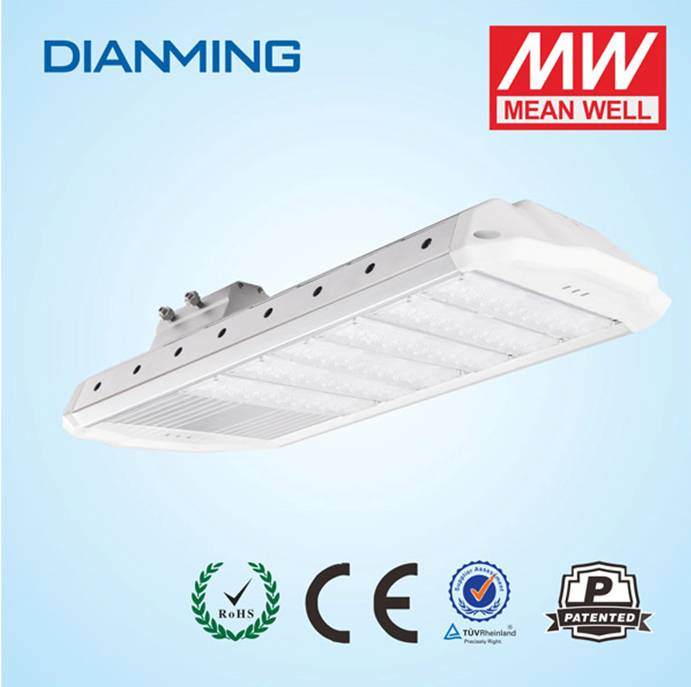 90W LED Street Light UL CE ROHS IP66 Meanwell Driver Cree/Epistar Chip