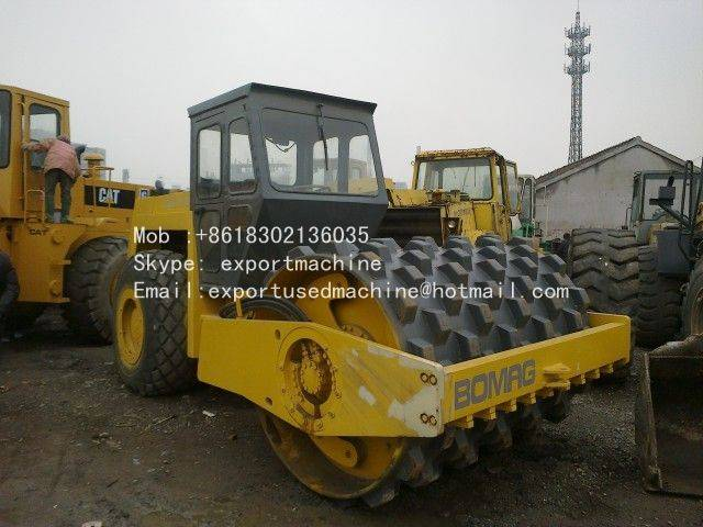 used bomag 213D/219D road roller for sale