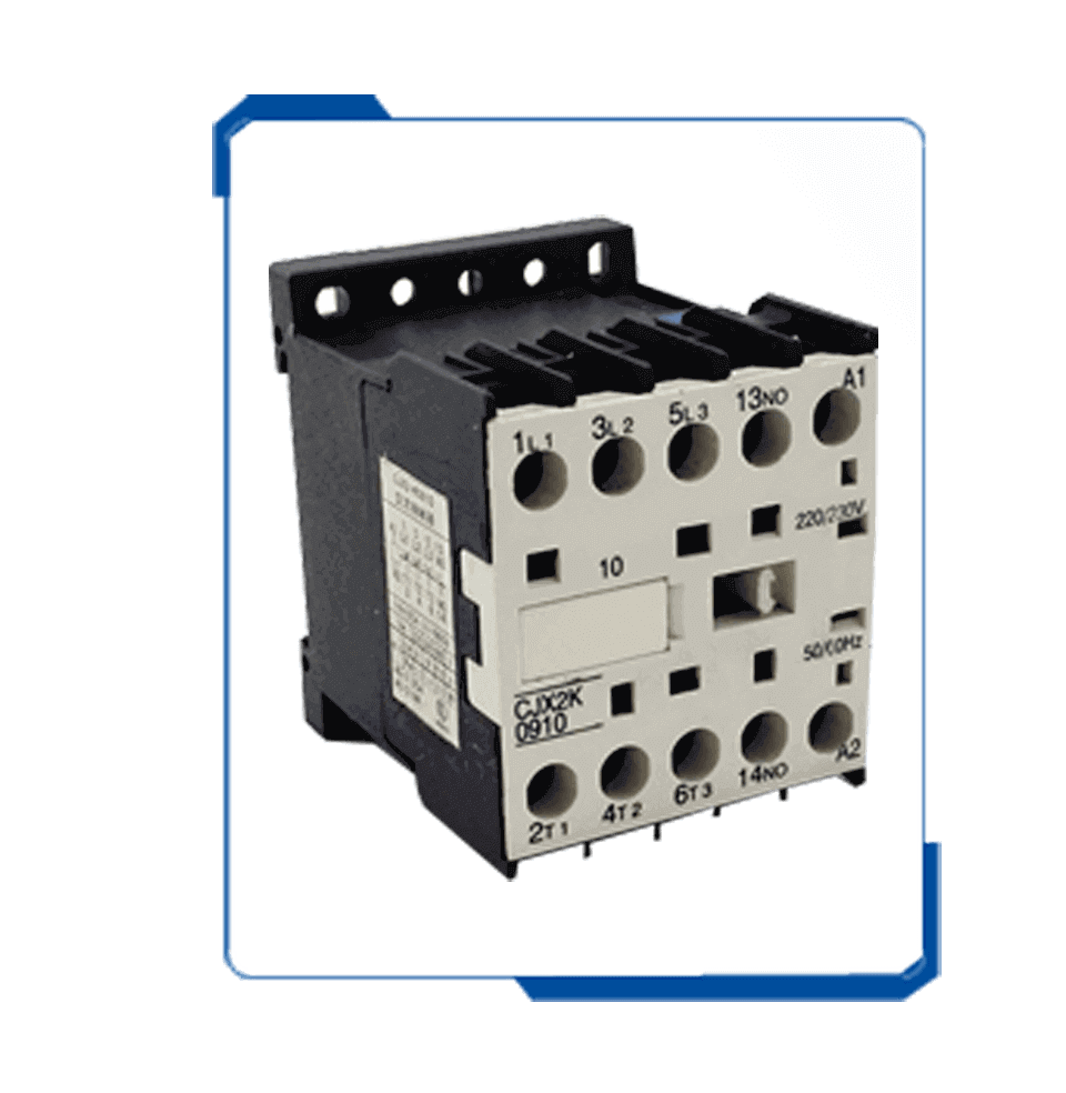 CJX2-K LC1-K series miniature AC electrical electromagnetic contactor price
