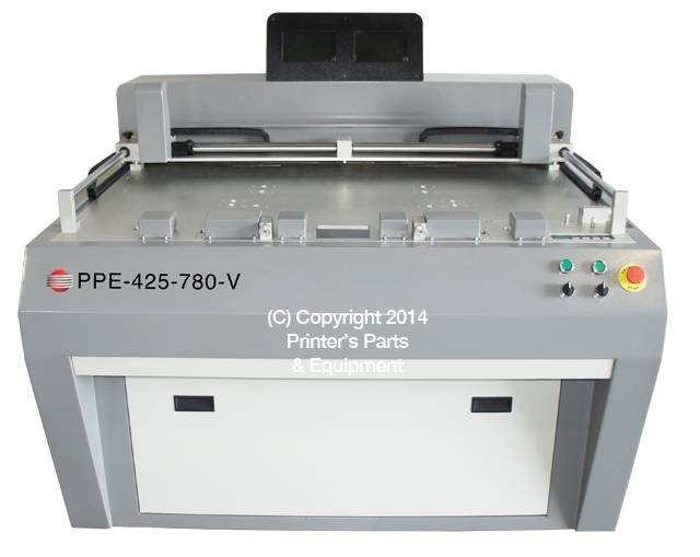 Universal Pneumatic Plate Punch Bender Combo Unit