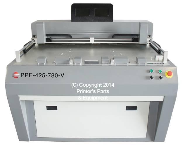 Universal Pneumatic Plate Punch Bender Combo Unit