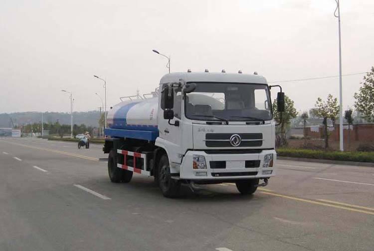 High quality street water sprinkler truck