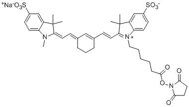 Sulfo-Cyanine7 NHS ester