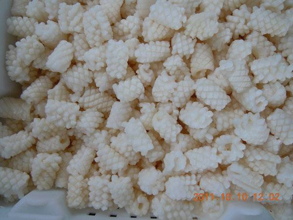 sell frozen squid phineapple