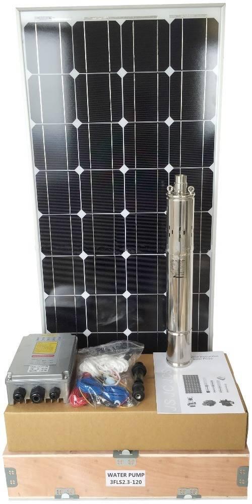 dc irrigation solar system in India hybrid wind solar power system drip irrigation system in punjab