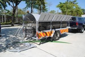 rapid deployment barrier