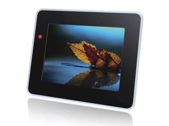 8 inch digital photo frame GB-8200D