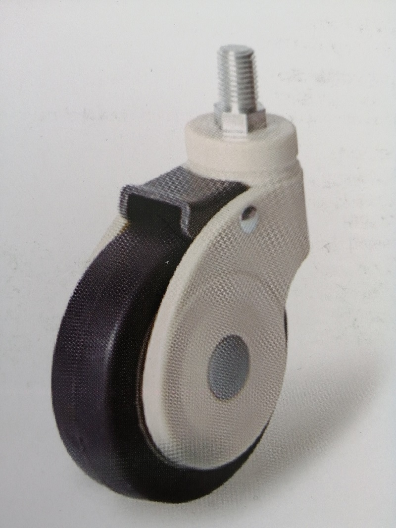 35series full plastic single-piece medical casters