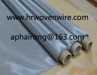 400 mesh stainless steel wire printing mesh, stainless steel printing mesh 400 mesh