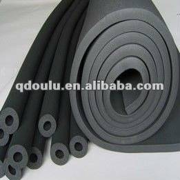 foam rubber pipe insulation extruding line