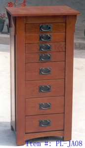 American Jewelry Armoire