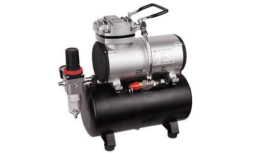 Oil-Free Aerografia Compressor as-186