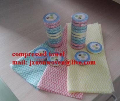 travel Magic towel,Compressed towel