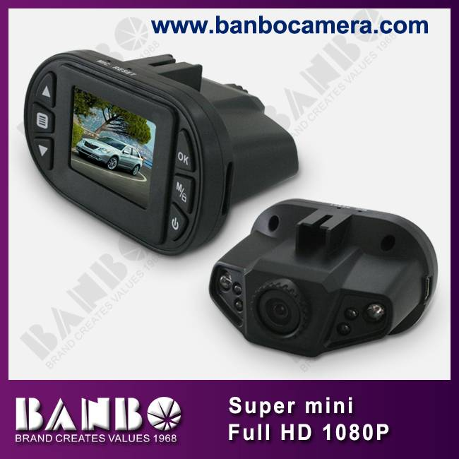 Cheapest and Smallest car dvr