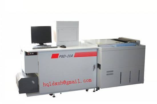 Double sided color lab digital minilab 16 by 20 inch ( 406 by 508mm)