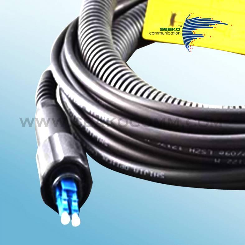 Waterproof ODLC/PDLC Fiber Optic Jumper