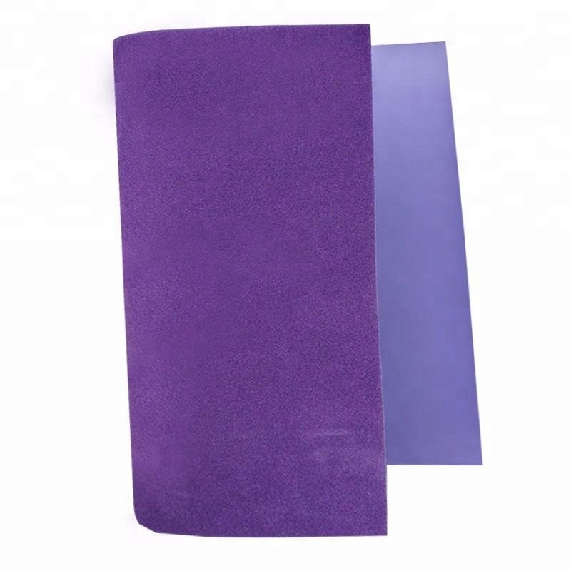 0.8mm Flocked Rigid Color PS Polystyrene Sheet Roll For Thermoforming