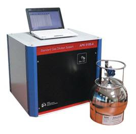 APK6100A Standard Gas Dilution System (Loop)