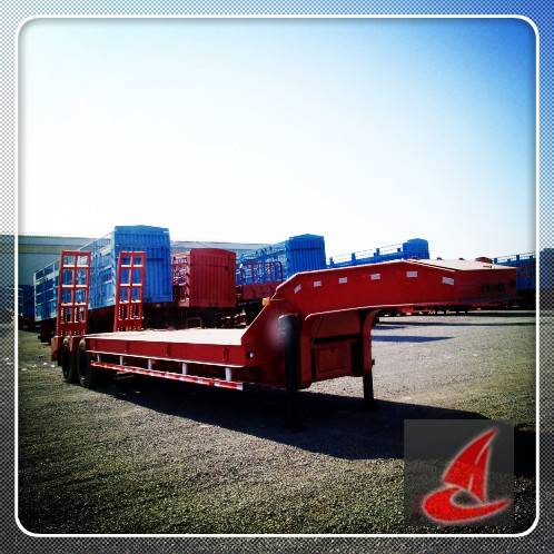 Lowbed semi-trailer for sale