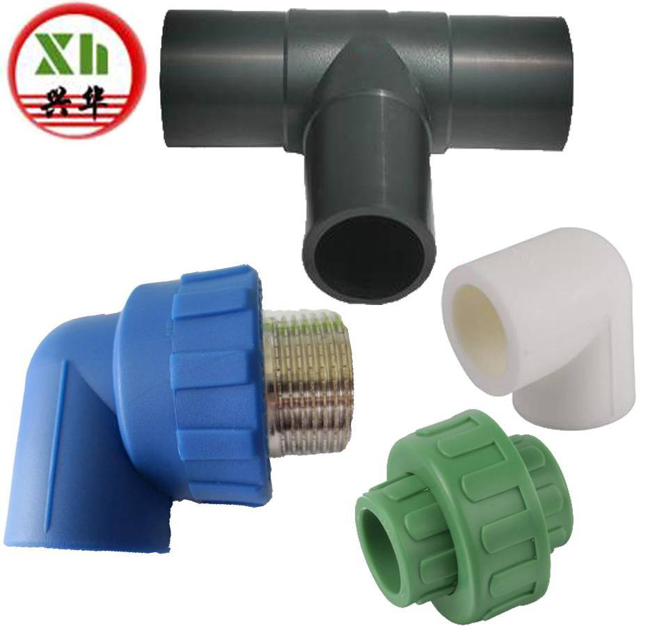 Sell PPR pipe fittings, HDPE pipe fittings