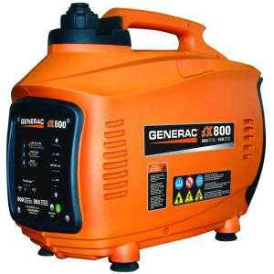 Generac iX 800-Watt Gasoline Powered Portable Generator