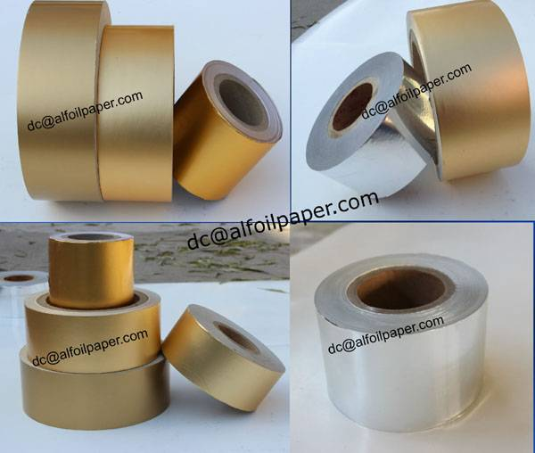 sell aluminium foil paper for cigarette packet