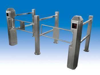 9.China_Octagonal_cylinder_swing_gate