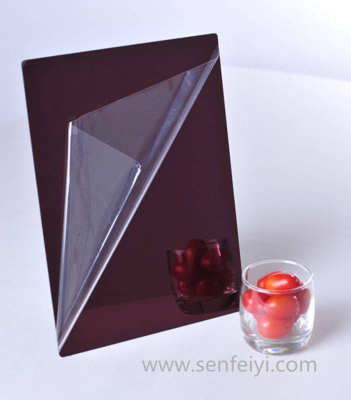 Best sell Mirrored acrylic plate
