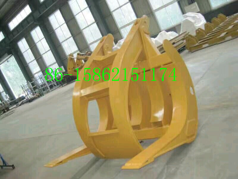 China loader log grapple attachment
