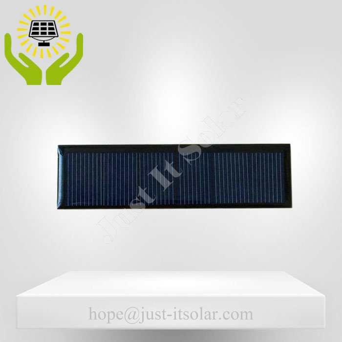 3V 100mA Epoxy Resin Mini Solar Cell