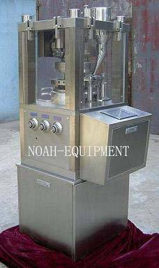 ZP10 Rotary Tablet Press