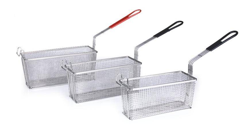 Rectangular Fryer Basket (reasonable price & high quality)