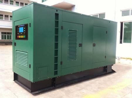 MP Low-noise diesel generator set