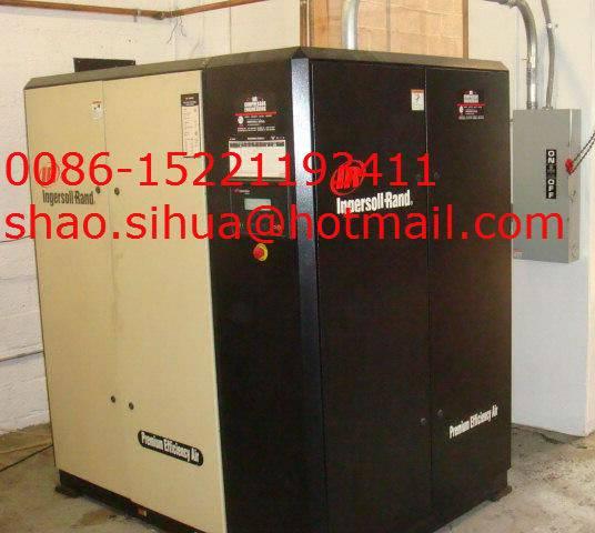 Medium Rotary Screw Air Compressors, 37-45kw / 50-60HP VSD, Ingersoll Rand Screw Compressor, Compres