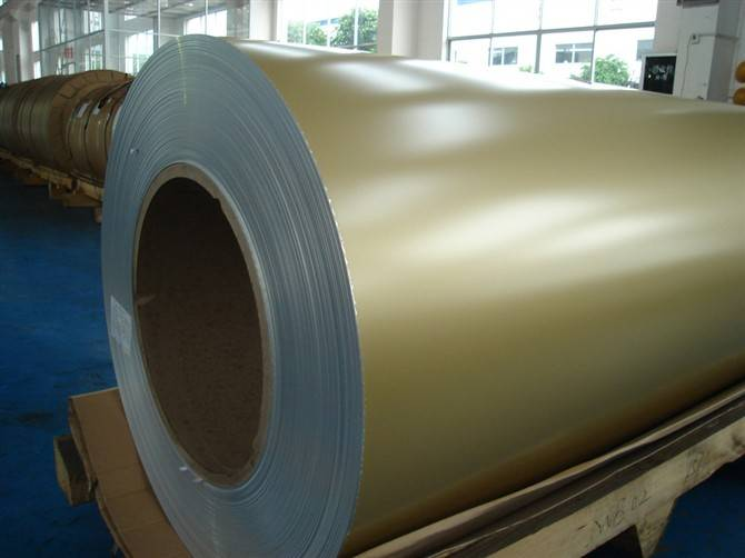 Color prepainted galvanised steel coils PPGI PPGL steel sheets