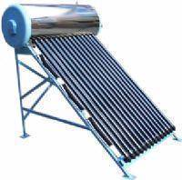 Direct-Plug Non-Pressurized Solar Water Heater