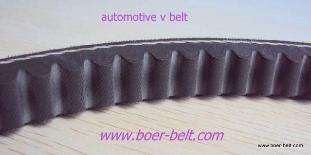auto v belt for SUZUKI