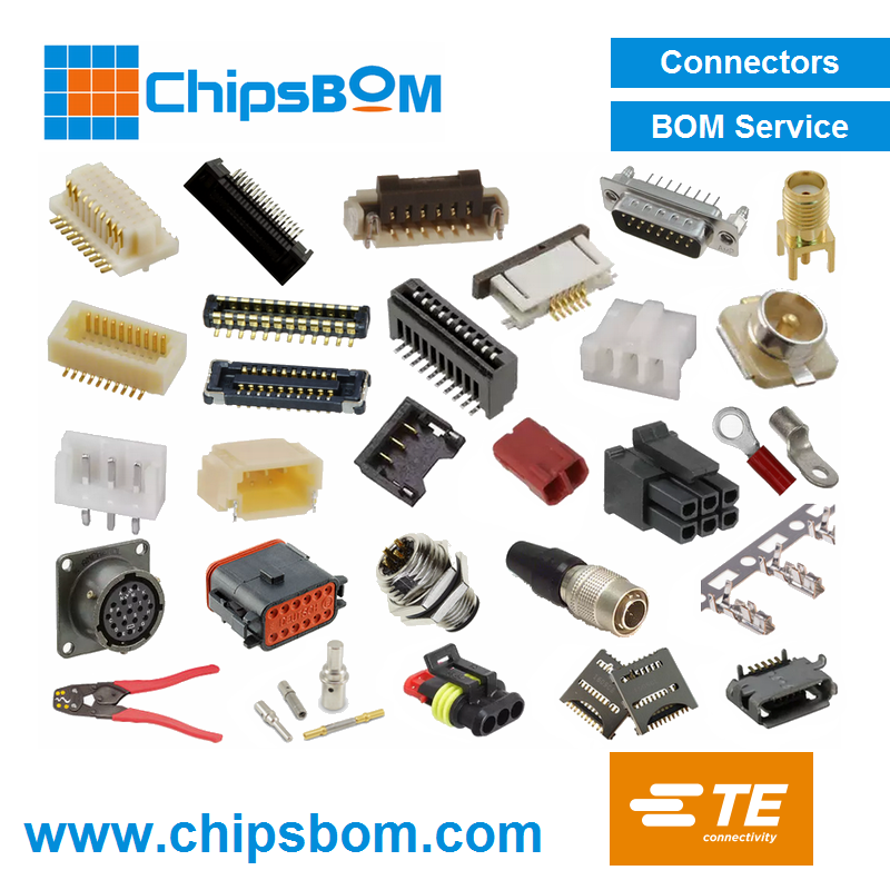 TE Connectivity Distributor Offer TE Connectors TE Housing 1-480708-0 New and Original