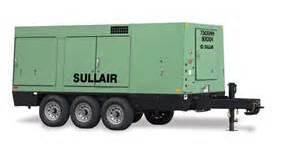 Sullair air compressor parts