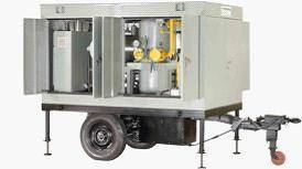 transformer oil regeneration system/ oil purifier/ oil recovery