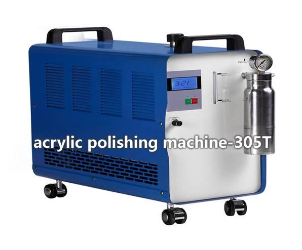 acrylic polishing machine -polish acrylic within 40mm thick