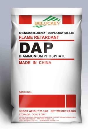 Di Ammonium Phosphate(DAP 21-53-0) Water Soluble Fertilizer