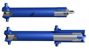 Edbro Cylinder