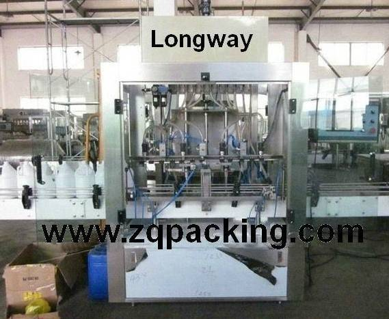 BLEACH FILLING MACHINE,CHEMICAL FILLING MACHINE